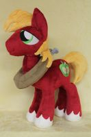 Big Mac  Bronycon 2014 by WhiteDove-Creations