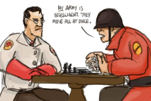TF2 - Chess by ah-darnit