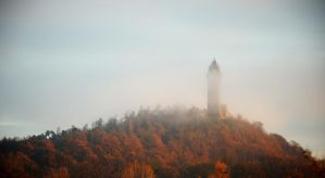 Wallace Monument, Stirling IV by younghappy