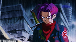 Trunks del Futuro - DB SUPER by salvamakoto