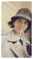 Always On Duty - Inspector Gadget Cosplay by TohruIchi