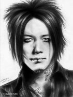 DJ Ashba 5 by SavanasArt