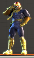 Captain Falcon by Yare-Yare-Dong