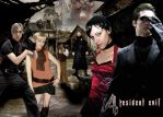 4 Resident Evil by IvanKing