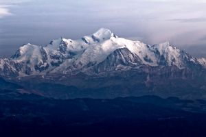 Mt. Blanc by cwaddell
