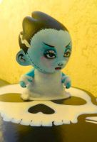 Bride Of Frankenstein Toy by NickUnlimited