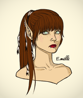 Commission Emelle by MiniLeiProductions
