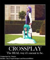 Crossplay vers 2 by ringo-chiii