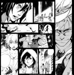 A Traves Del Khamsin- panels 01 by Hikari-Akagi