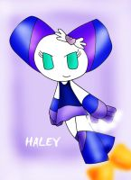 Haley x3 by NIKY123