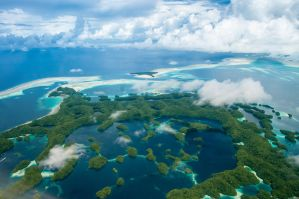More Palau from the Air by MarkKenworthy