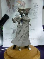 WeddingCakeTopper Comm. WIP by BlackHoleInAJar