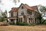 Old Farm House2 by NHuval-stock