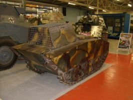 TANK MUSEUM by drshaggy