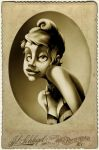 The Cabaret Performer by kidoho