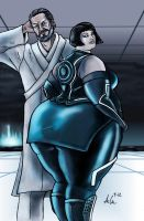 Request: Fat Quorra from Tron Legacy by Ray-Norr