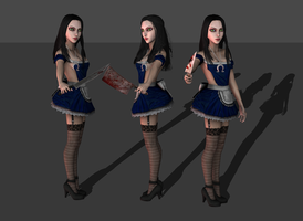 AliceWonderlandLight wip2 by tombraider4ever