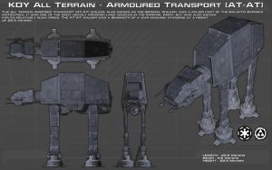 All Terrain Armoured Transport ortho [New] by unusualsuspex