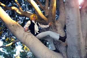 PH: Tree Climbing by HarmonyCosplay