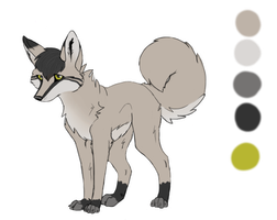-CLOSED- Fox Adoptable by SnowWhitesAngel