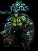 Skratchjamtmnt2014   5th Turtle Jam  - BRUTUS by TeuvoH