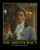 Aristocracy Motivational Poster by DaVinci41