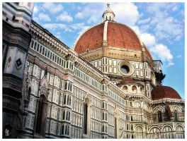 Florence Dome by stregatta75