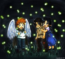 fireflies by camlost