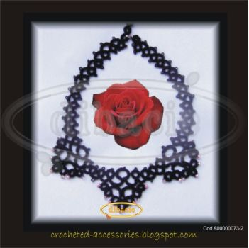 tatted necklace 2 by dibacie