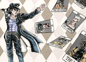 JJBA- THE CRUSADERS by CHAOS-CHAOS-CHAOS