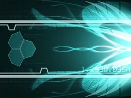 Bio Luminescence Wallpaper by kridian