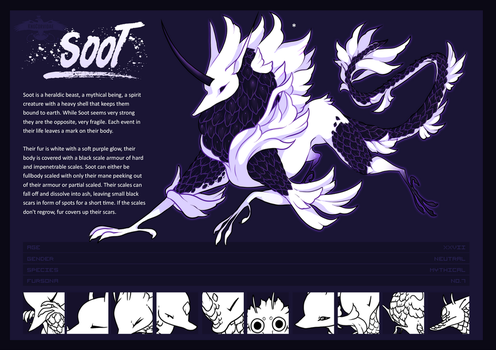 [p] Soot by KngCorvidae