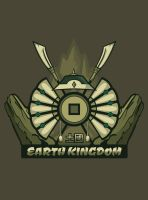 Avatar Nations Series - Earth Kingdom by Marissa-Meza