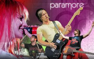 Paramore Wallpaper by DavidtheDestroyer