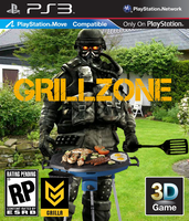 Grillzone Cover by Uprisen257