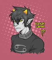 Hello There Mr. Vantas by Manicfool