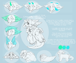 Crocadilly (concept sheet) - READ DESCRIPTION! by chisey