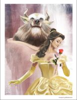 Beauty and The Beast by soonergriff