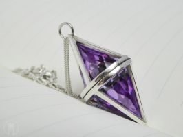 Star Catcher pendant by Myrisium