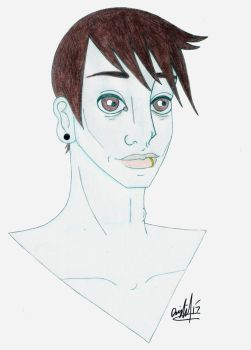 Justin Face Design 2017 by Drivingblind666
