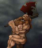 Angry Dwarf Reloaded by GH-MoNGo