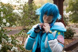 Dramatical Murder Aoba Seragaki cosplay 2 by NocturnalRadiance