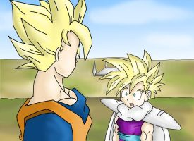 It's Your Turn by DBZGuy2010