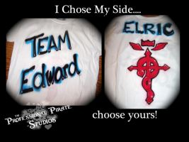 Team Edward ... by Galaxys-Most-Wanted
