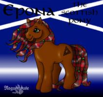 My little Pony - RogueMouse by scottish