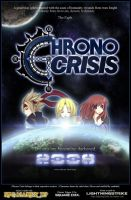 Chrono Crisis Poster EX by Lightning5trike