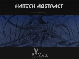 Hatech Abstract Brushes by RavenGraphics