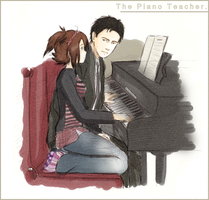 Piano Teacher by HikaruJen