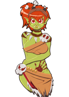 Rykri the Orc by D1gg3R101