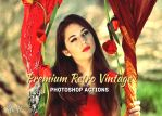 Freebie Of The Month: 30 Vintage Photoshop Actions by symufa